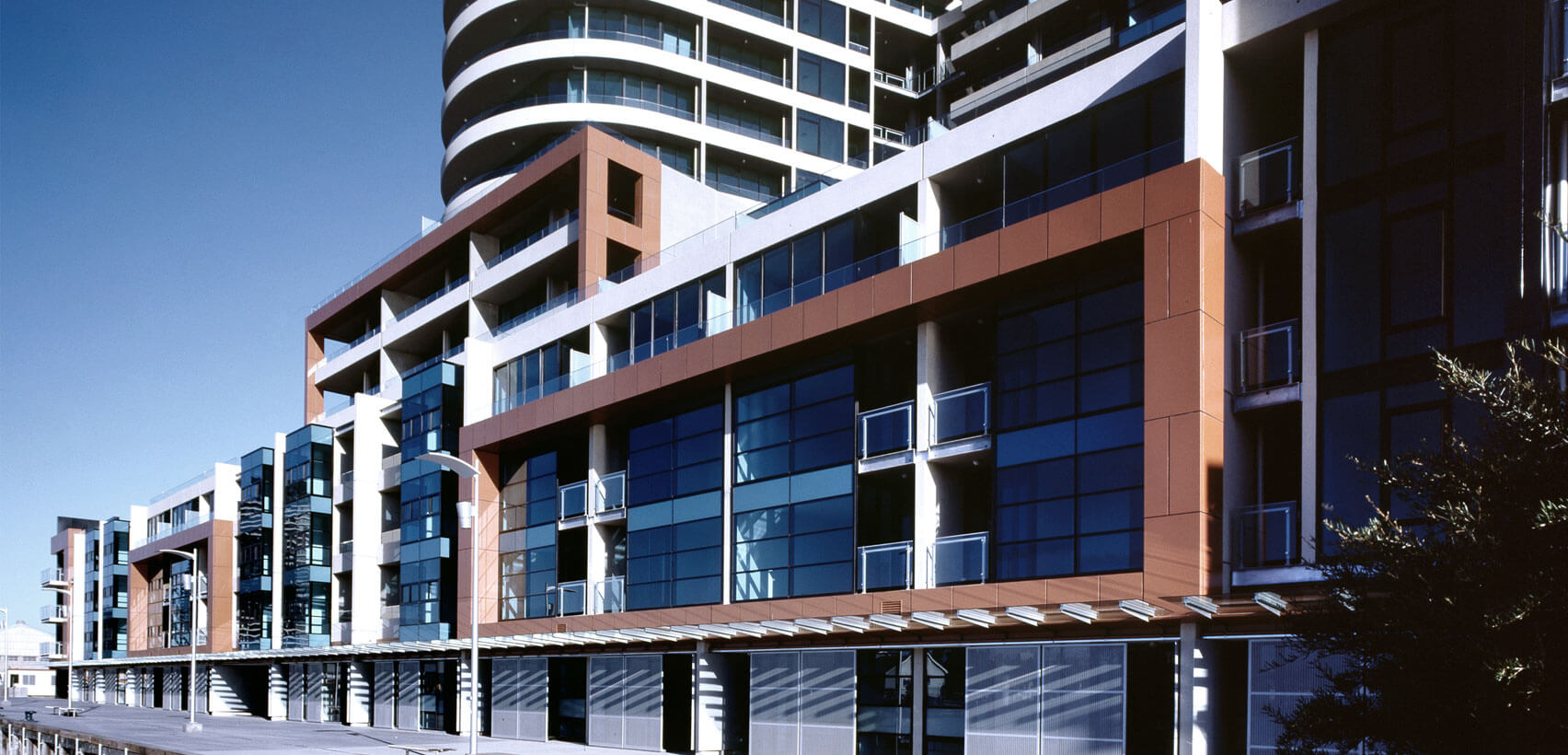 Flinders Wharf Apartments