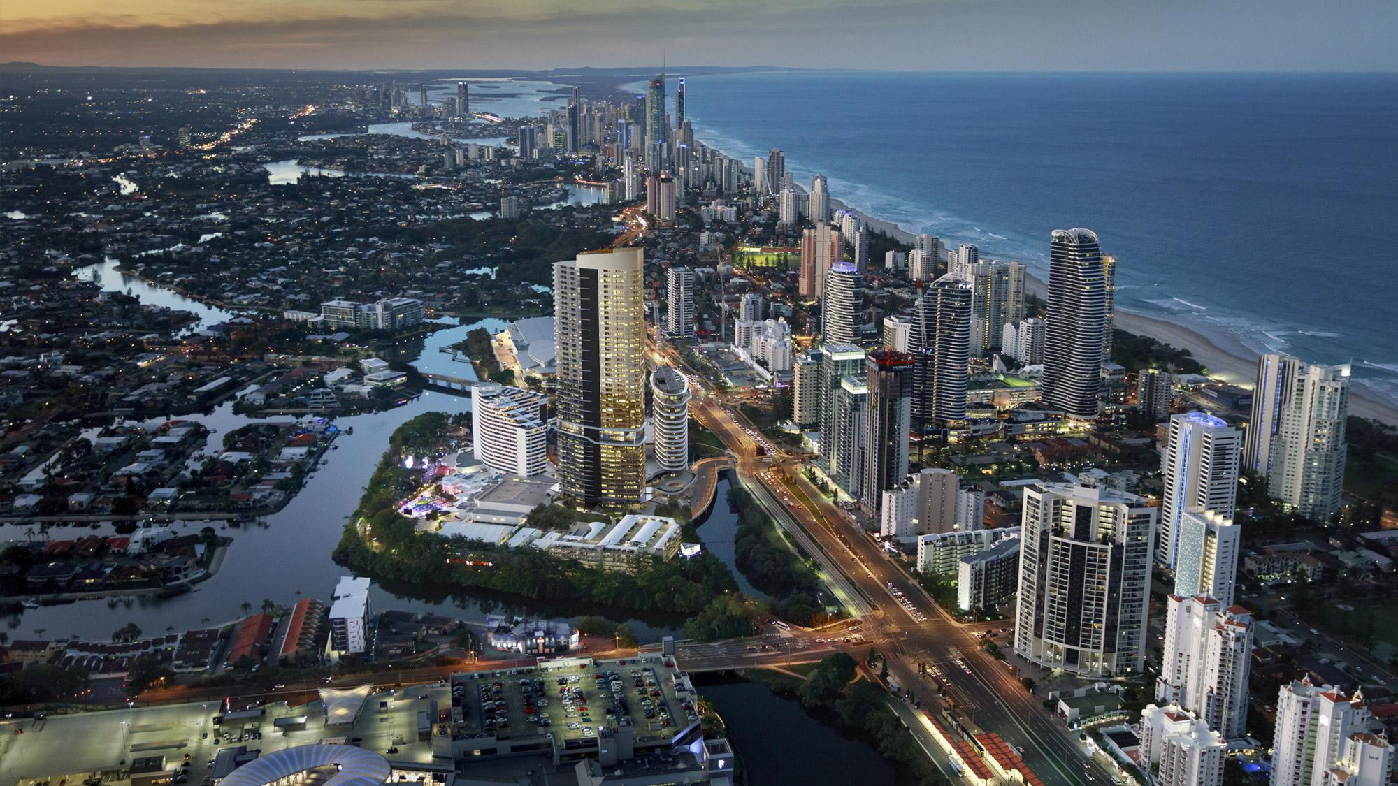 Gold Coast Coast Line
