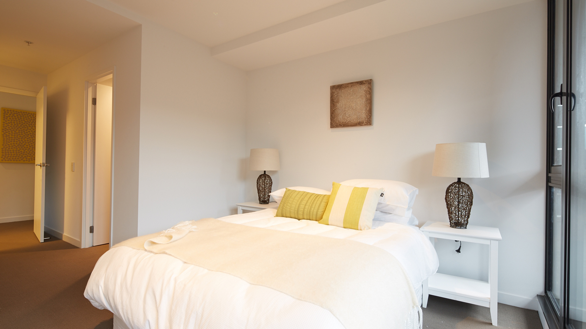 Upper West Side Hudson bedroom