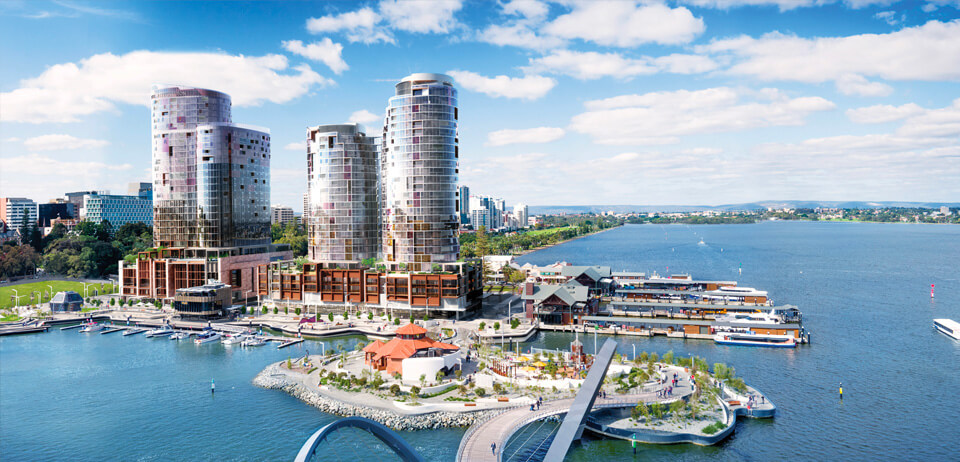 Elizabeth Quay Apartments