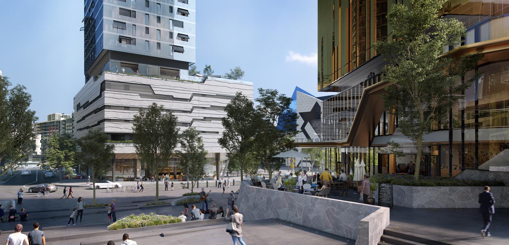 Perth Hub Concept Art