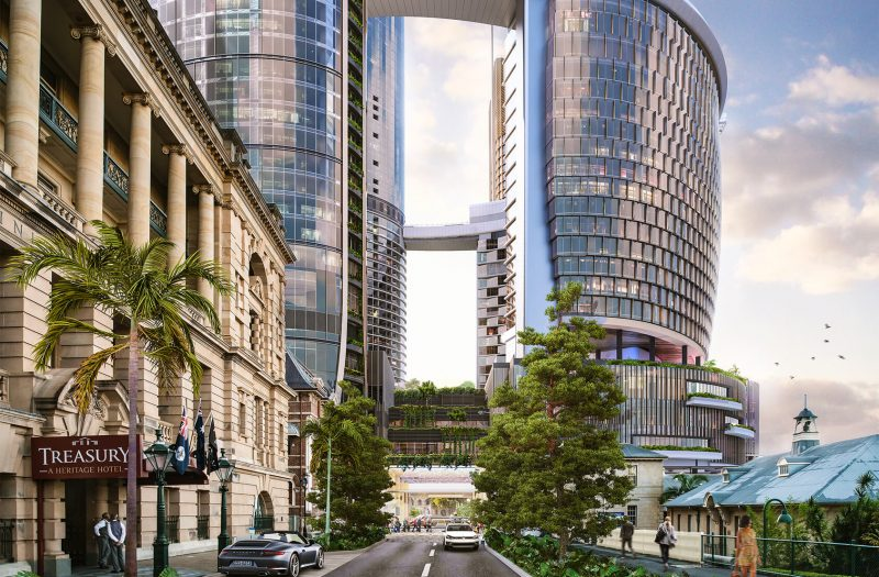 Queen's Wharf Residences Slider Image